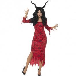 Occult Devil Halloween Costume