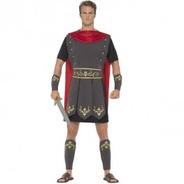 Roman Gladiator Fancy Dress Costume