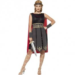 Roman Warrior Fancy Dress Costume