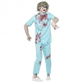 Zombie Dentist Halloween Costume