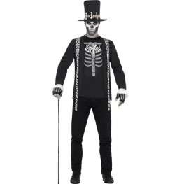 Witch Doctor Halloween Costume