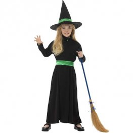 Wicked Witch Girls Halloween Costume