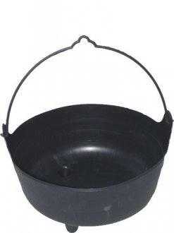 LifeSize Witches Cauldron