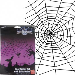 Black Spiders Web