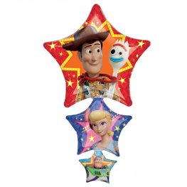 Toy Story 4 Supershape Balloons