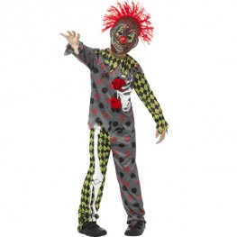 Deluxe Twisted Clown Costumes