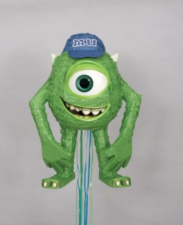 Monsters University 3D Pull Pinata