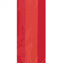 Red Cello Bags 30pk