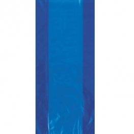 Royal Blue Cello Bags 30pk