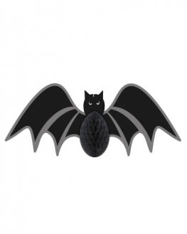 Bat Honeycomb Hanging Decoration
