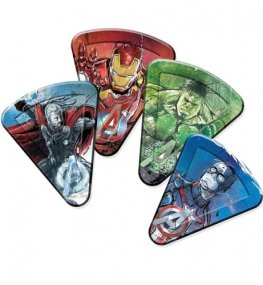 Avengers Age Of Ultron Pizza Plates 8pk