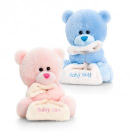 14cm Nursery Pipp The Bear With Blanket