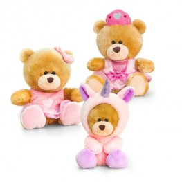 14cm Pipp The Bear Girl Assorted Soft Toys