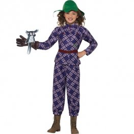 David Walliams Deluxe Awful Auntie Fancy Dress Costumes