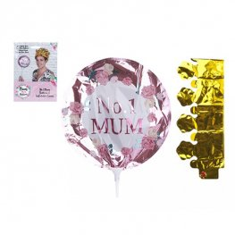 Inflatable Mum Balloon And Crown