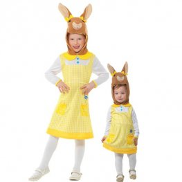 Deluxe Cottontail Peter Rabbit Kids Fancy Dress Costumes