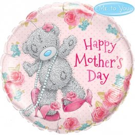 "18"" Tatty Teddy Mothers Day Foil Balloons"