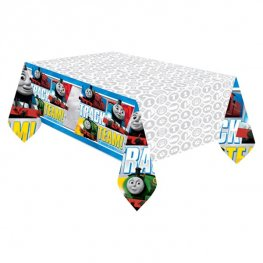 Thomas And Friends Plastic Tablecover 1pk