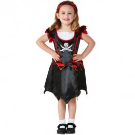 Toddler Pirate Skull Costumes