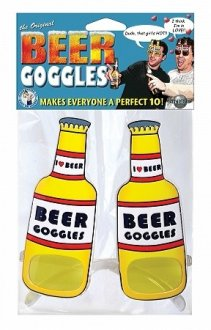 Beer Goggles: Sunglasses