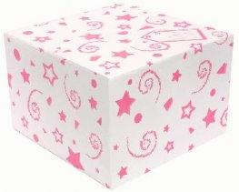 Pink Balloon Box