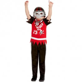 Deluxe Zombie Football Player Costumes
