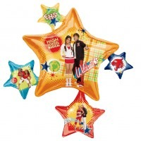 High School Musical Connext Supershape Balloons