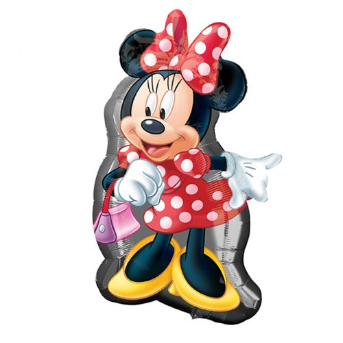 Minnie Full Body Supershape Balloons