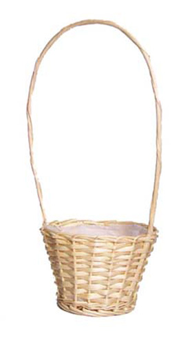 Tall Handle Basket x1