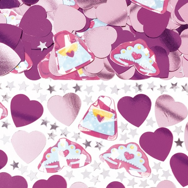 Princess Prismatic Printed Confetti