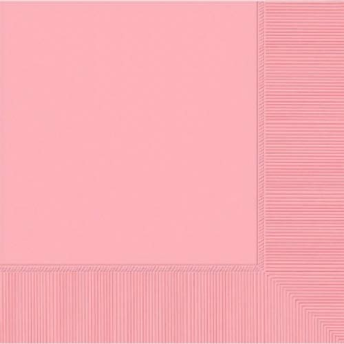 Baby Pink 2ply Luncheon Napkins 20pk