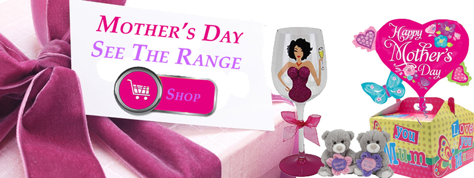 Mother's day gifts, balloons and more!