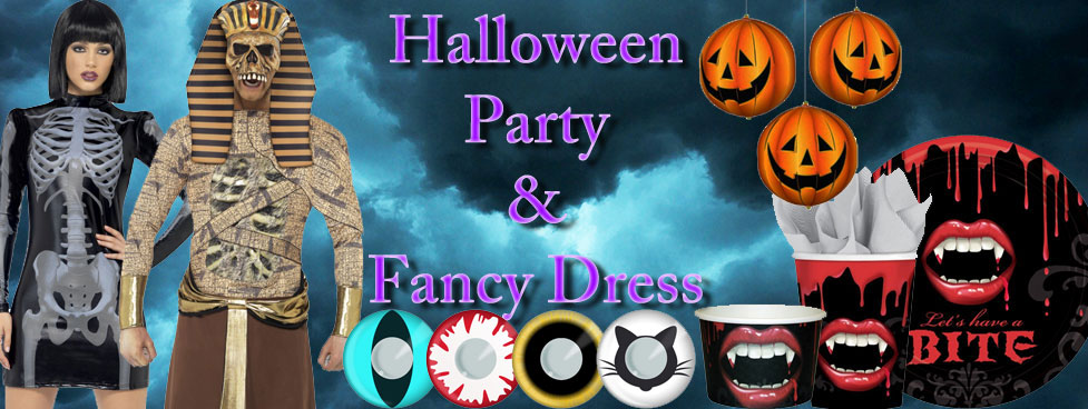 Wholesale Halloween Party Supplies