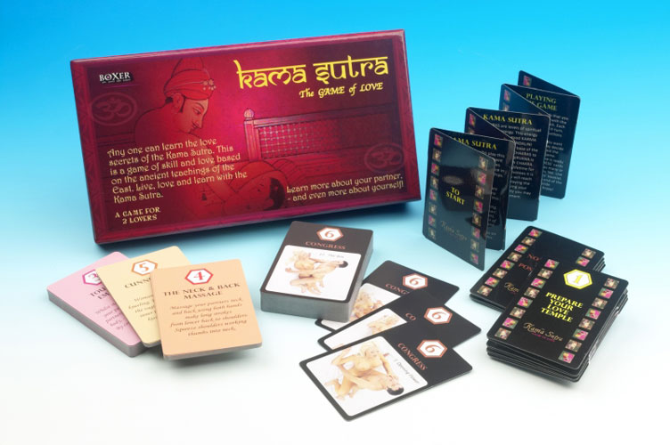 Kama Sutra The Game Of Love