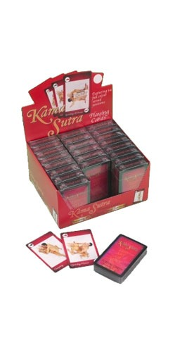 Kama Sutra Playing Cards
