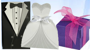 Favour & Bouquet Boxes
