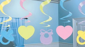 Baby And Toddler Decorations