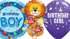 Childrens Birthday Balloons