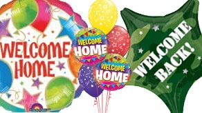 Welcome & New Home Balloons