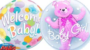 Baby Bubble Balloons