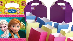 Party Bags & Party Boxes