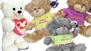 Special Messages Soft Toys