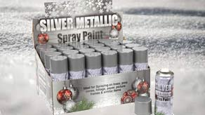 Christmas Spray & Snow