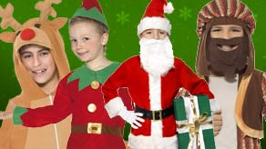 Boys Christmas Costumes