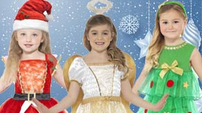 Girls Christmas Costumes