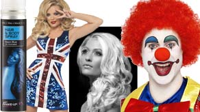 Best Of British Fancy Dress