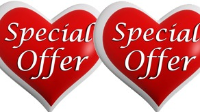 Valentines Special Offers