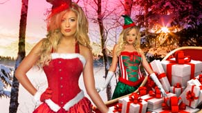Female Christmas Costumes