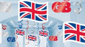 Best Of British Party Decorations