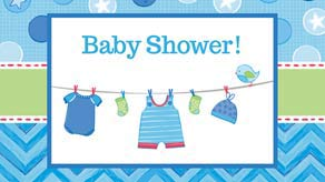 With Love Baby Boy Theme